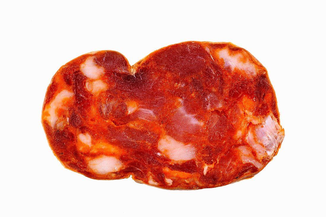 Soppressa molisana (salami, Italy)