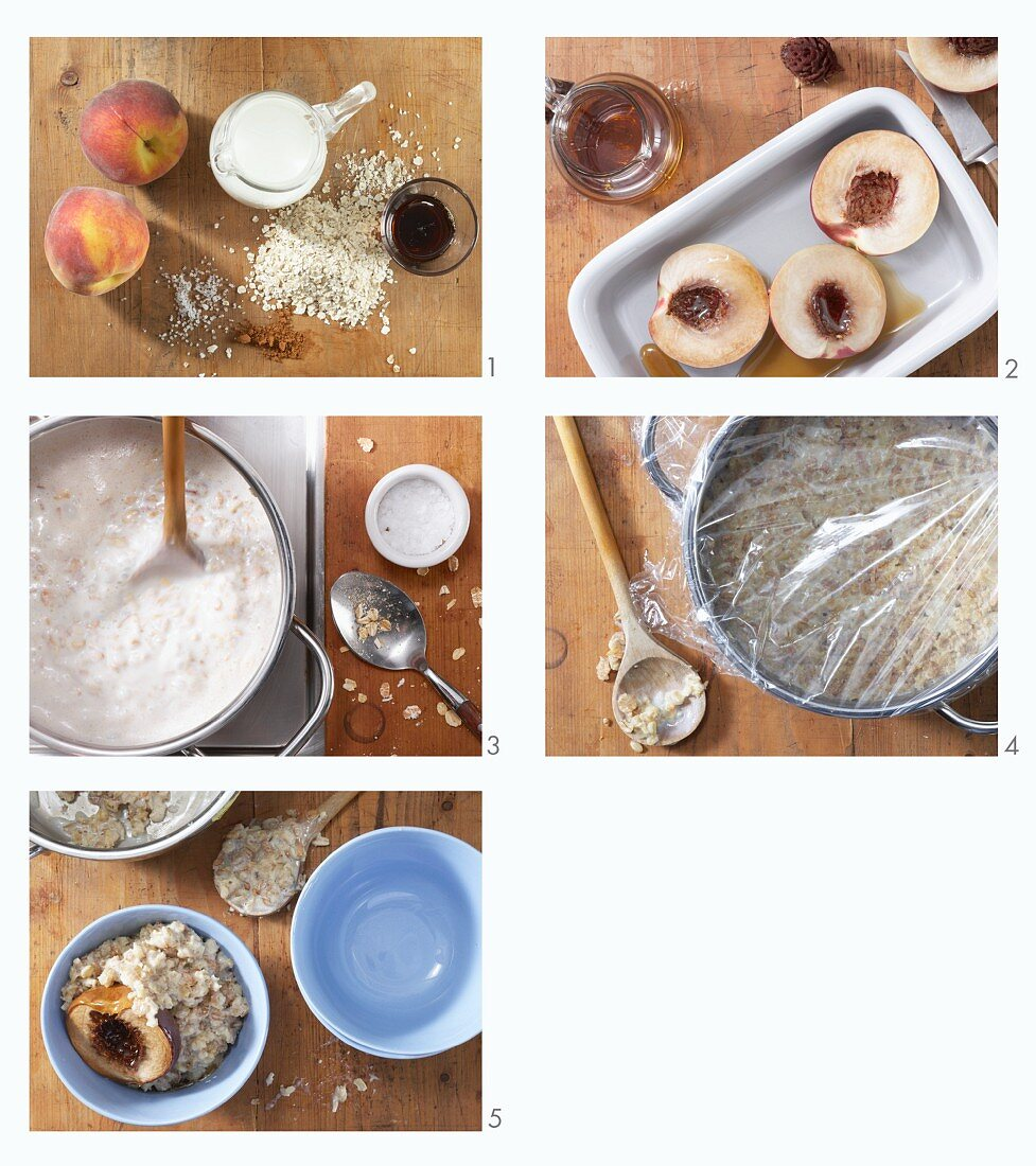 How to make multigrain porridge