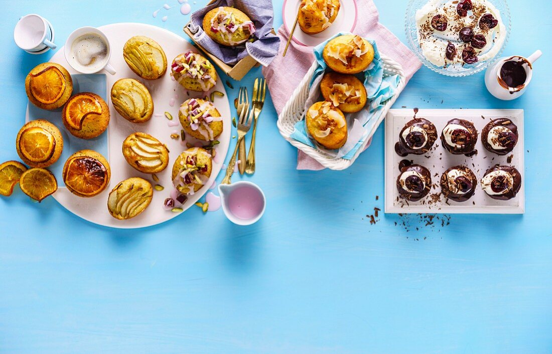 Five ways of baking with French finesse