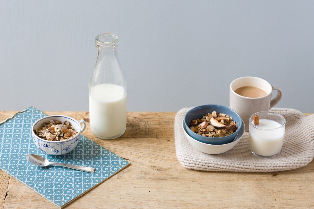 English winter muesli