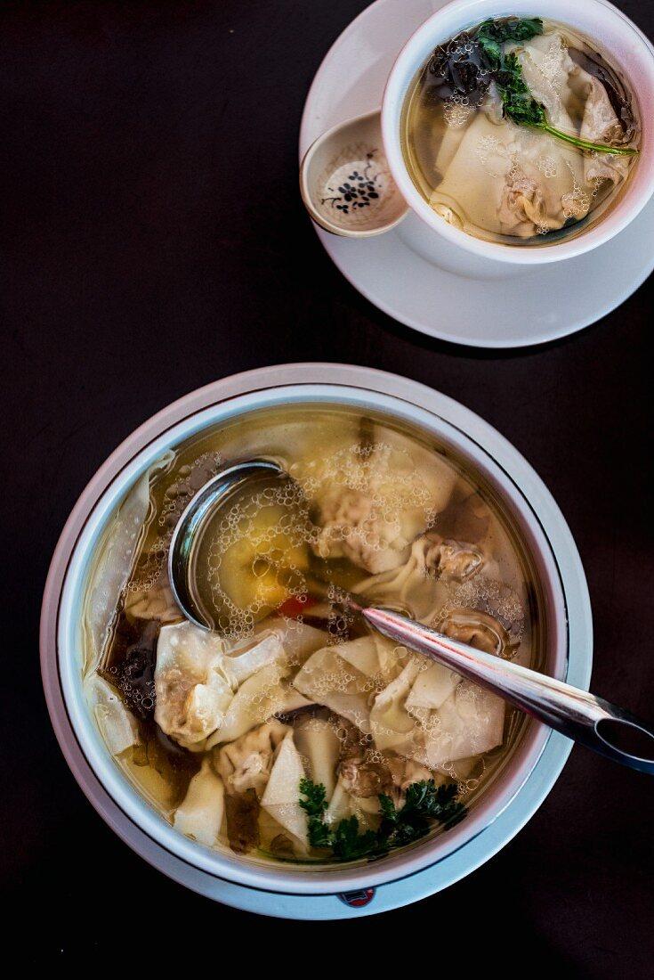 Wonton Soup (China)