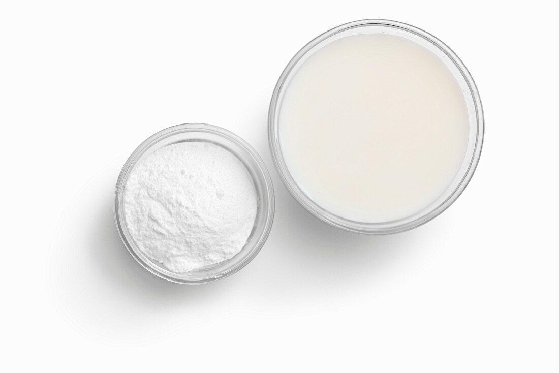 Milk and milk powder