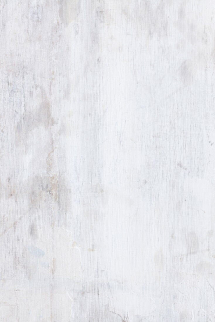 A white wooden background