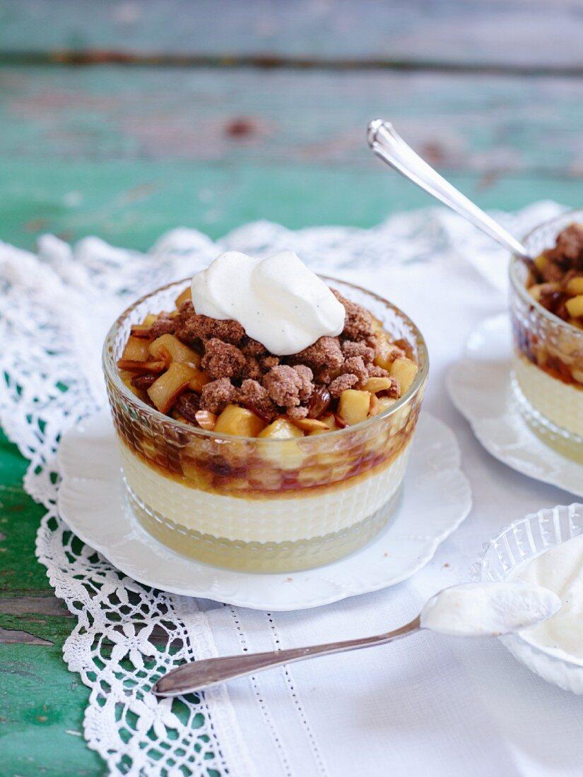 Apfelstrudel-Trifle