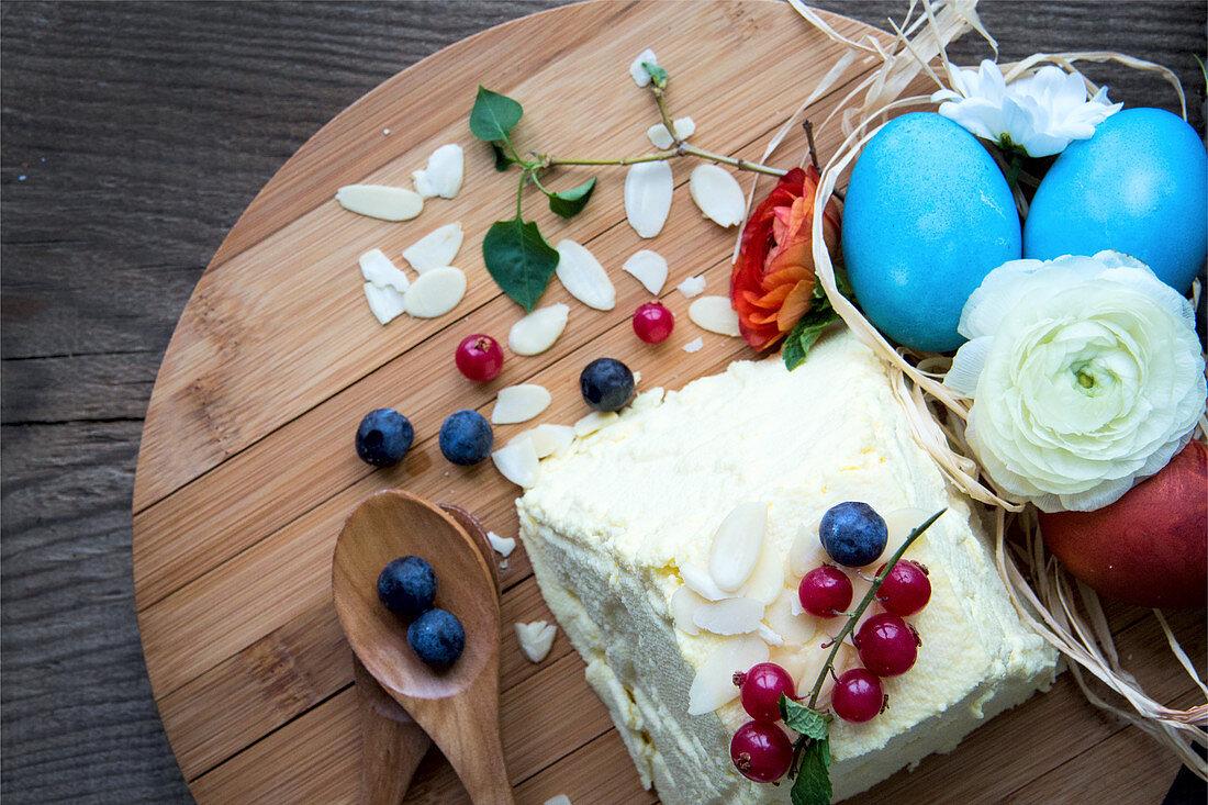 Pascha (Easter dessert, Russia)