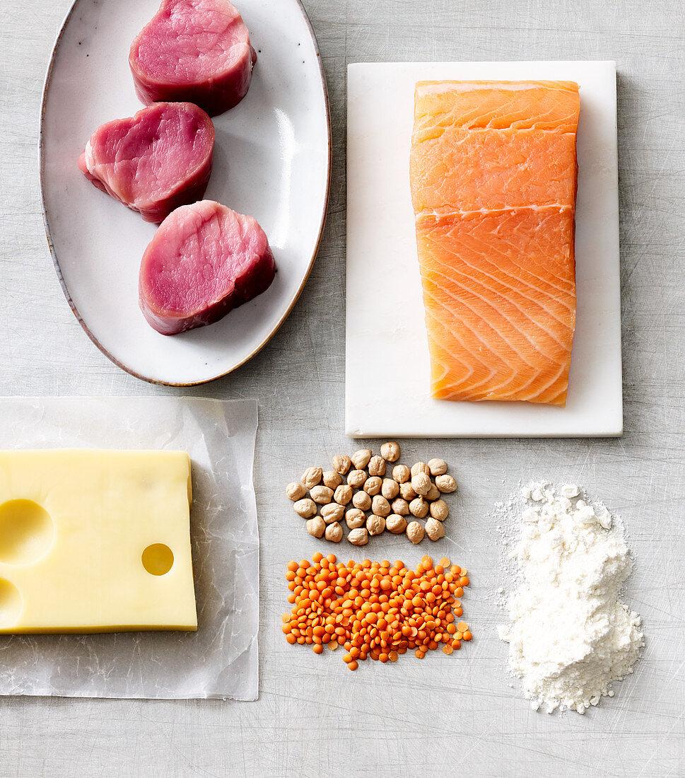 Acidic foodstuffs