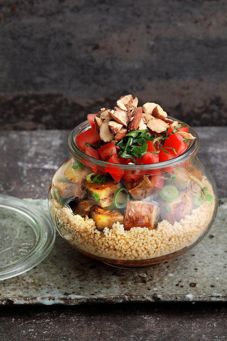 Oriental Bowl im Glas