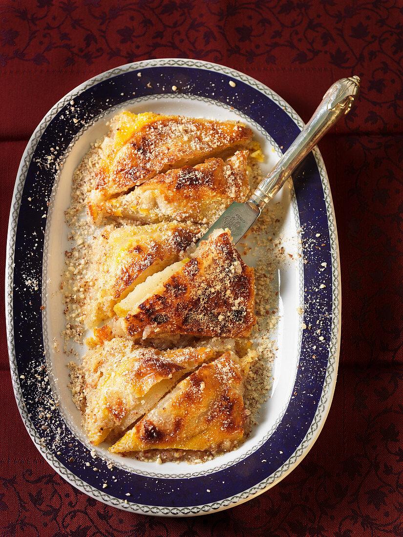Ali Baba – an oriental dessert
