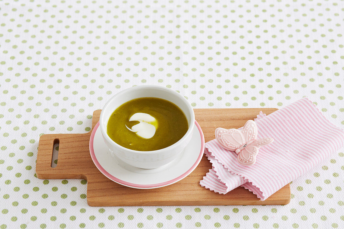 Mixed Vegetable Soup for babies (6-9 Months)