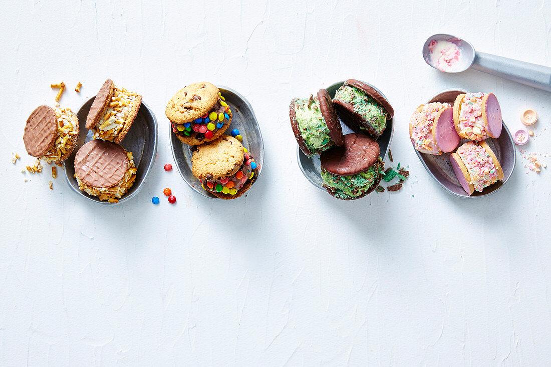 Ice-Cream Sandwiches