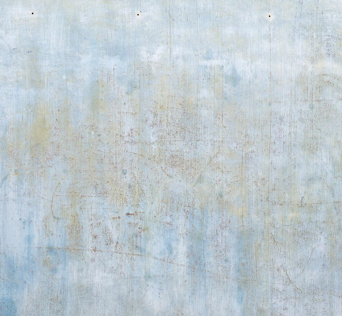 Blassblauer Hintergrund