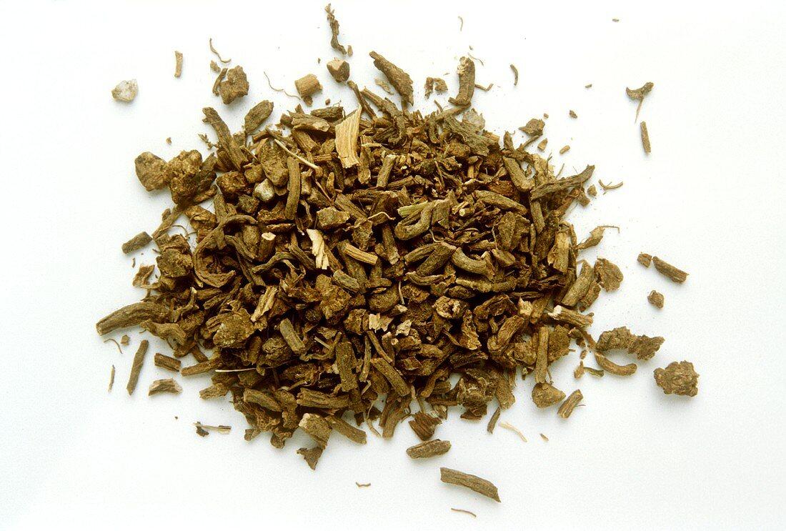 Valerian root (sedative)