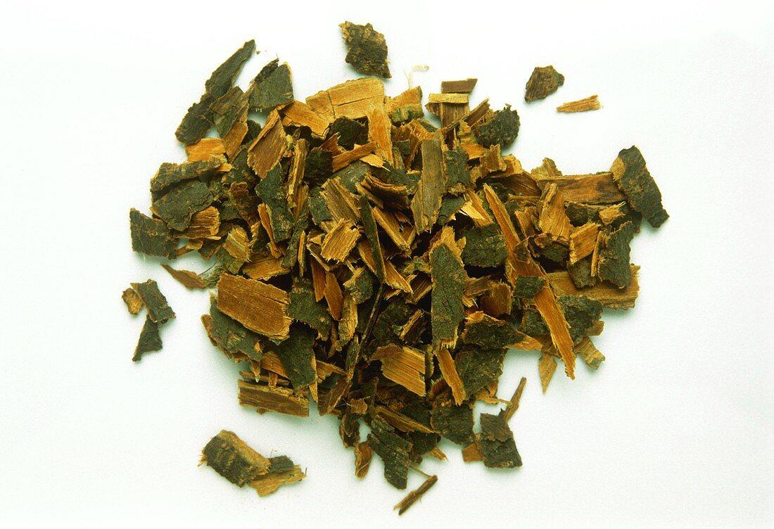 Alder buckthorn bark (Rhamnus frangulae, also Cortex fungal)