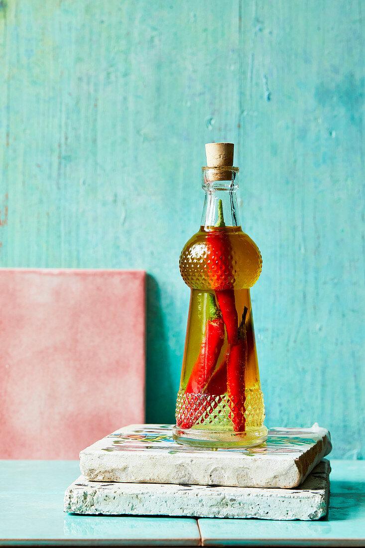 Piri-piri oil (Portugal)