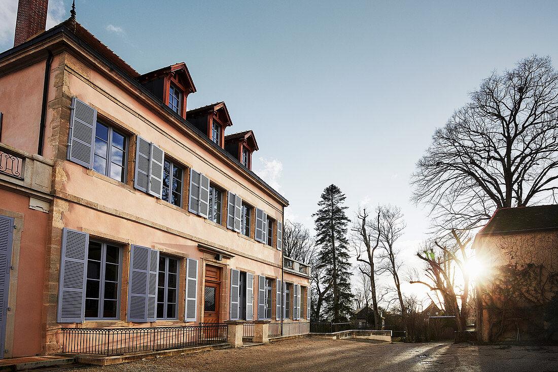 Main building, Maison Louis Latour, Burgundy, France