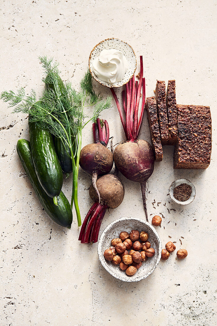 Ingredients from Northern cuisine
