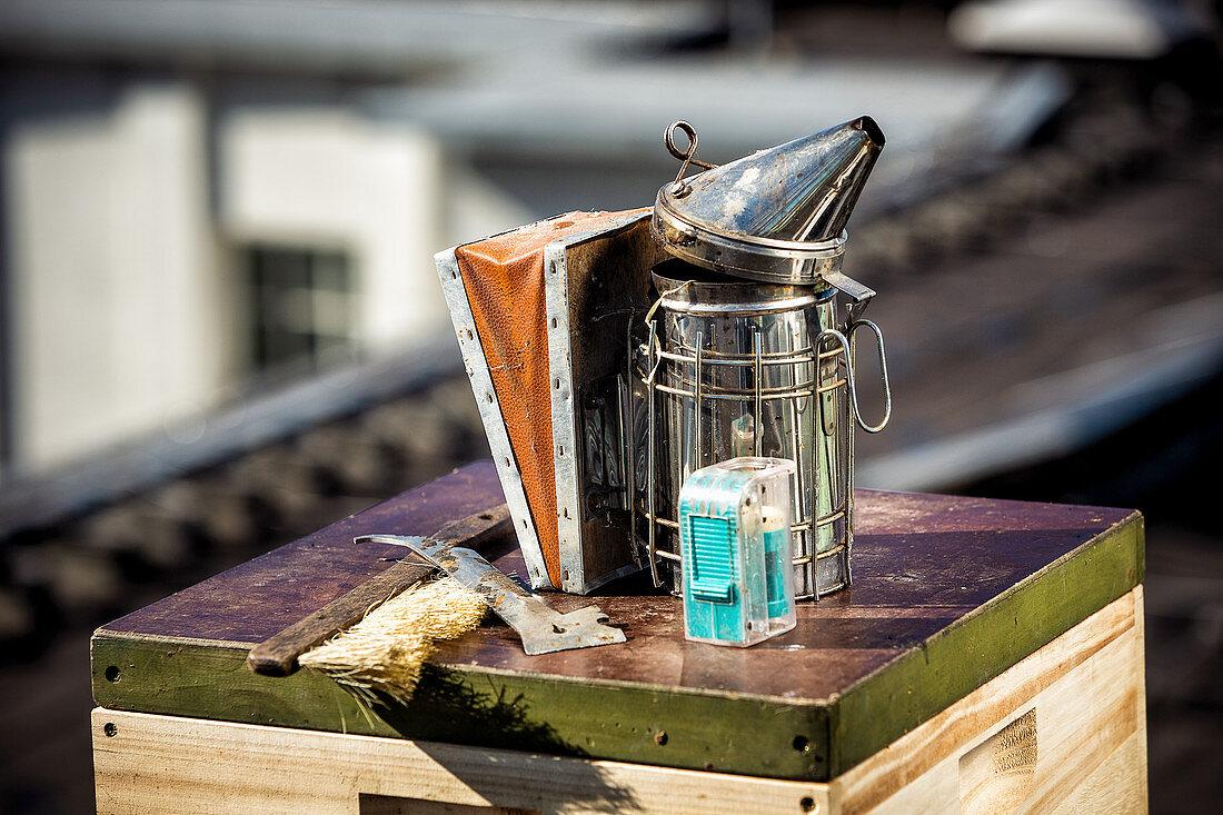 tools for beekeeping