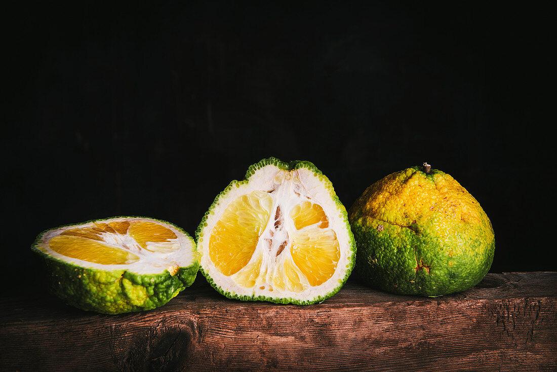 Ugli Fruits