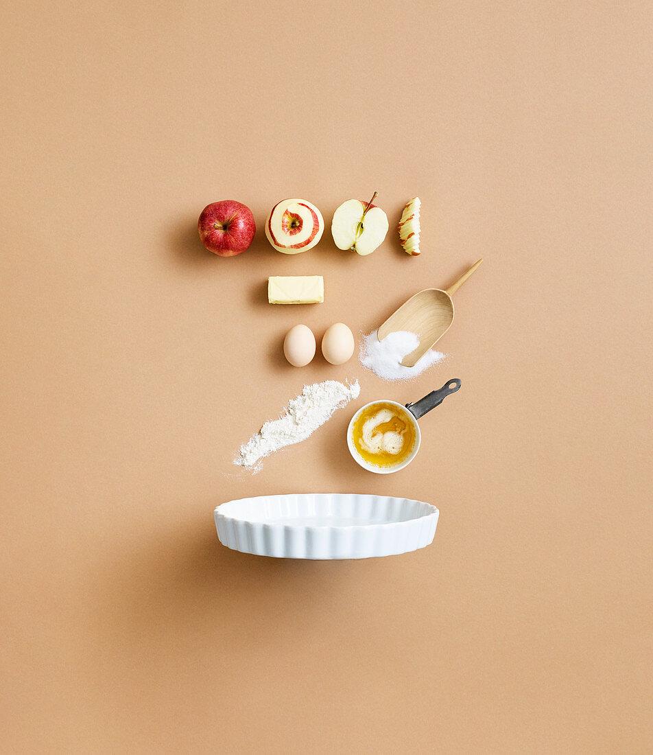 A 'Take 5' cake for Tuscan apple cake
