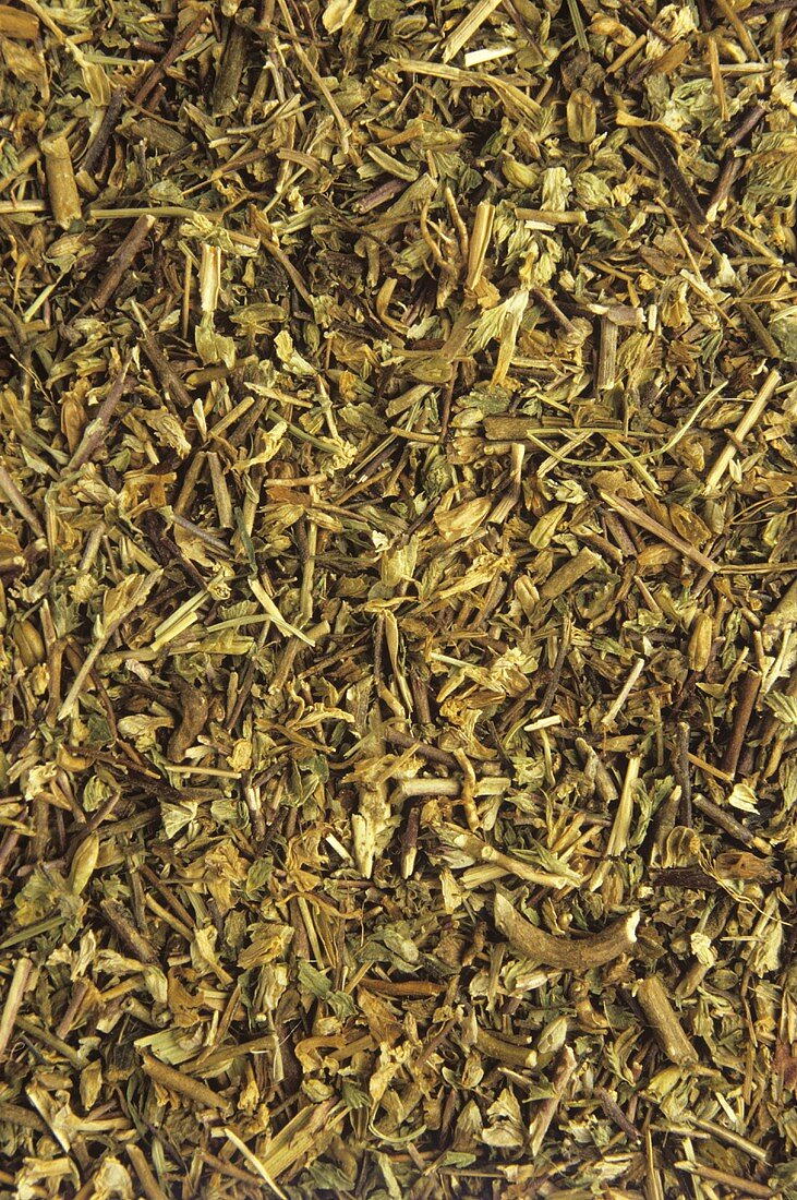 Dried eyebright (Euphrasia officinalis)