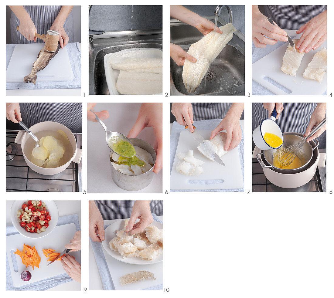How to prepare cod