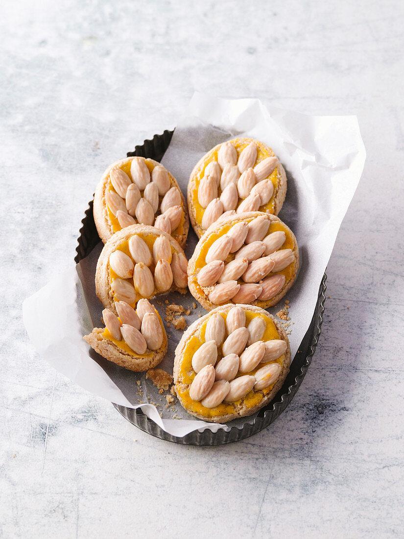 Frankfurt almond biscuits