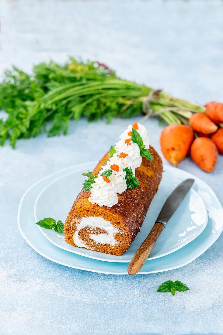 Carrot roll