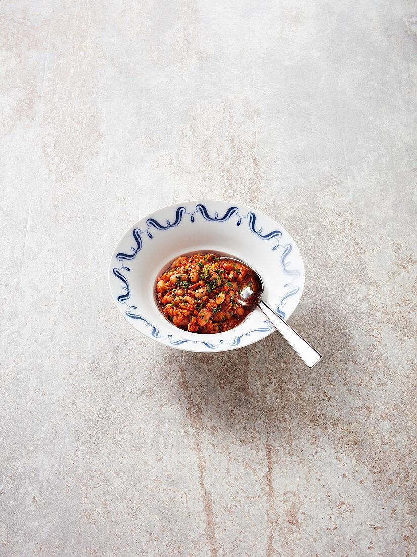 White bean cassoulet