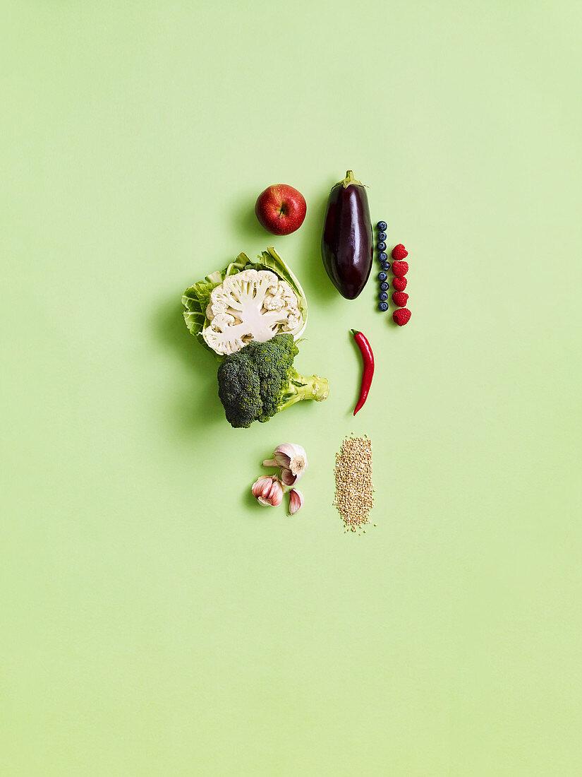 Sirtfood Diet foods