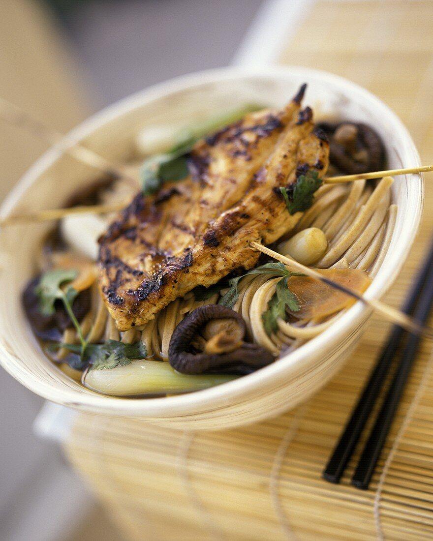 Chicken Teriyaki (Japanese Style)