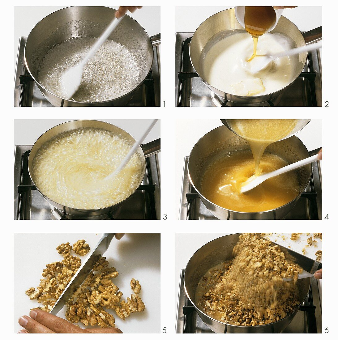 Making Engadine nut cake (part 1)