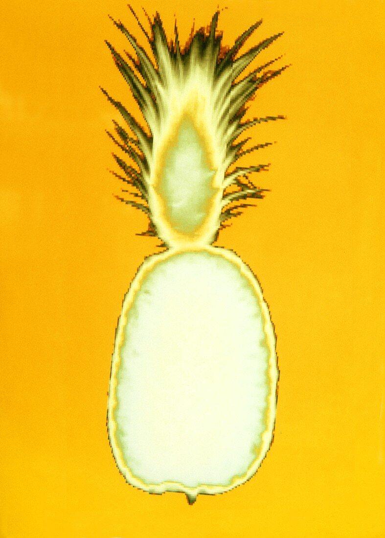 Symbolic image: pineapple