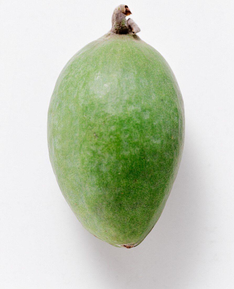 A feijoa (pineapple-guava)