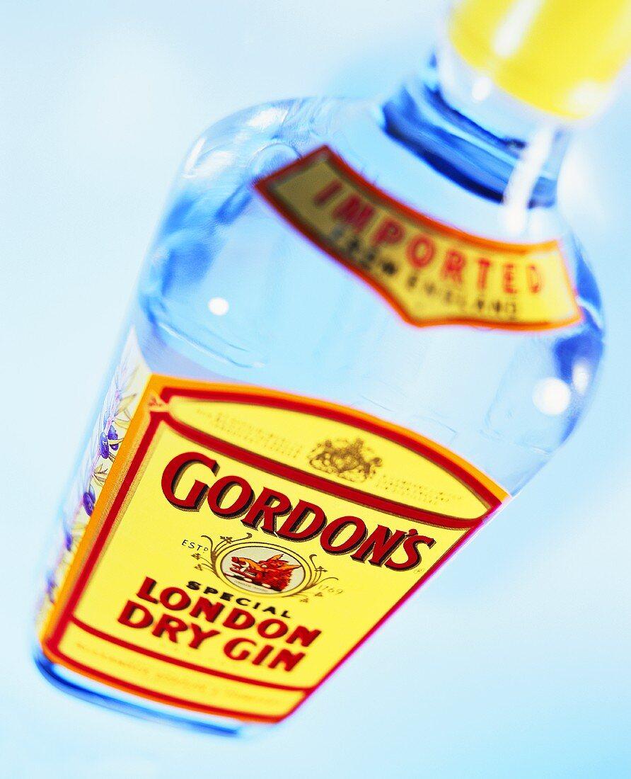 A Bottle of Gordon's Dry Gin