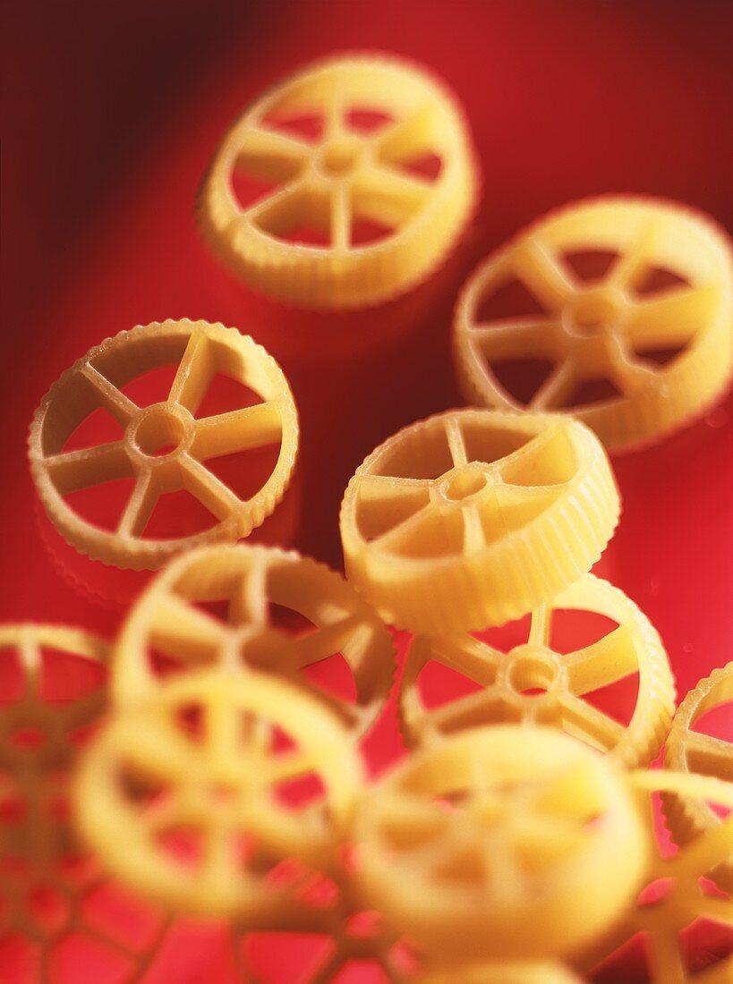 Rotelle (wheel-shaped pasta)