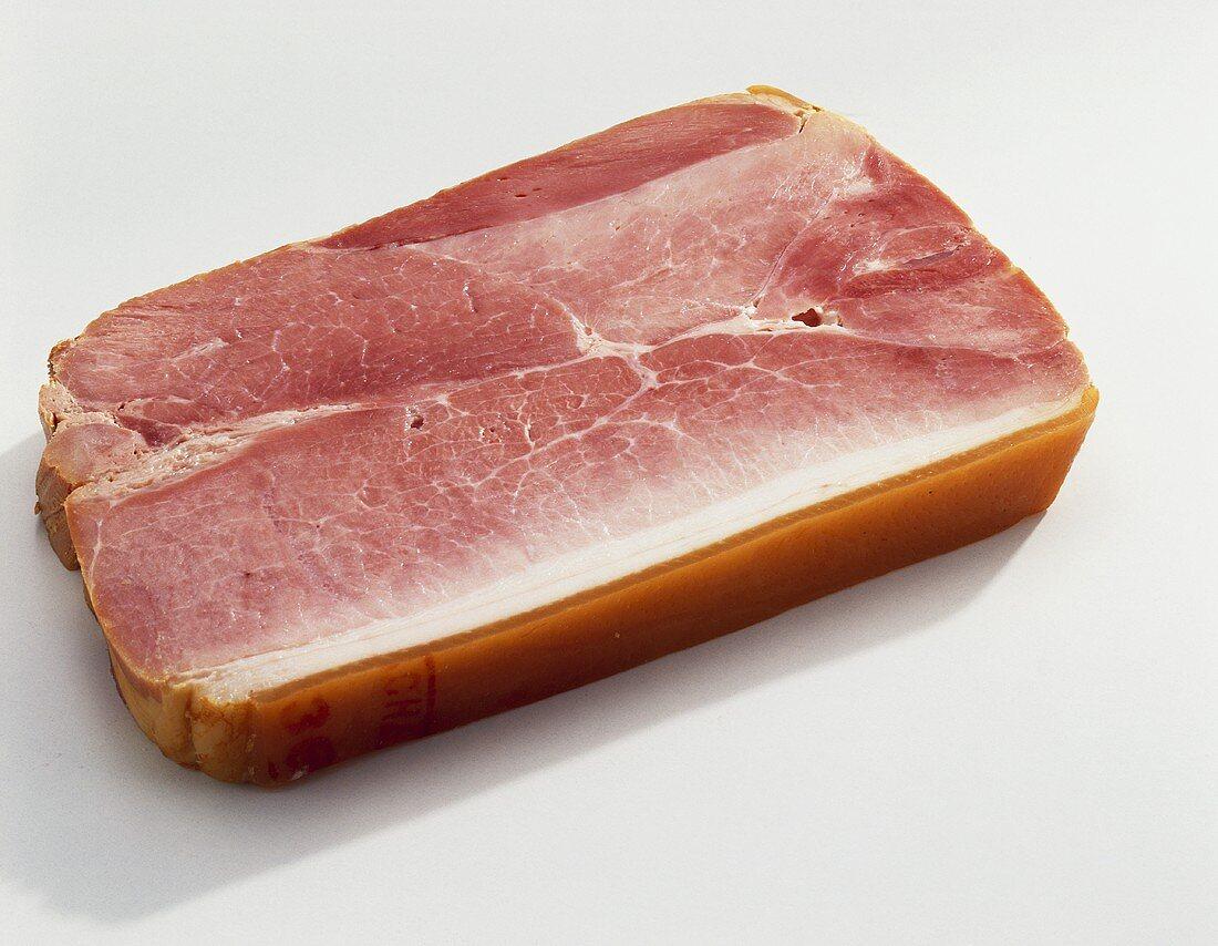 Boiled ham