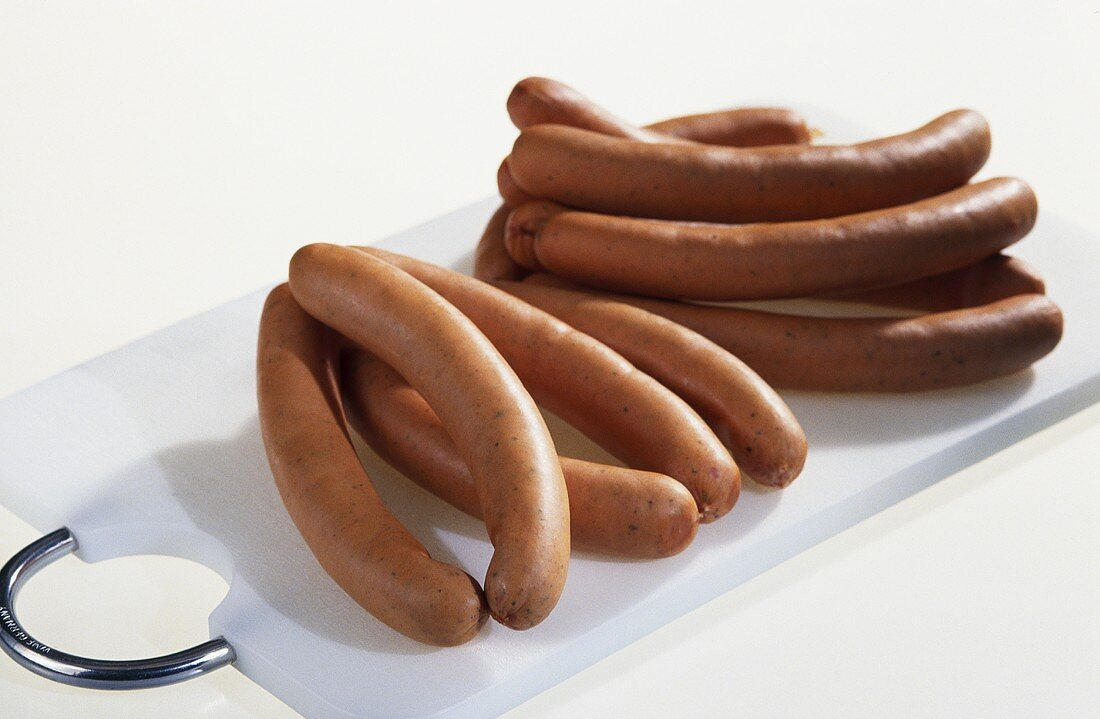 Sausages from Rhineland-Palatinate