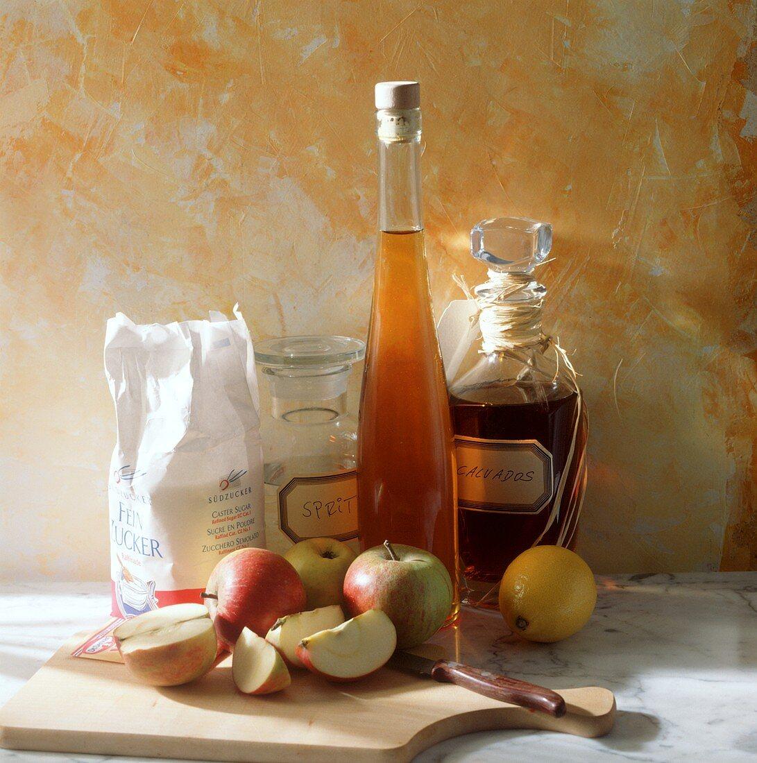 Cider and Calvados