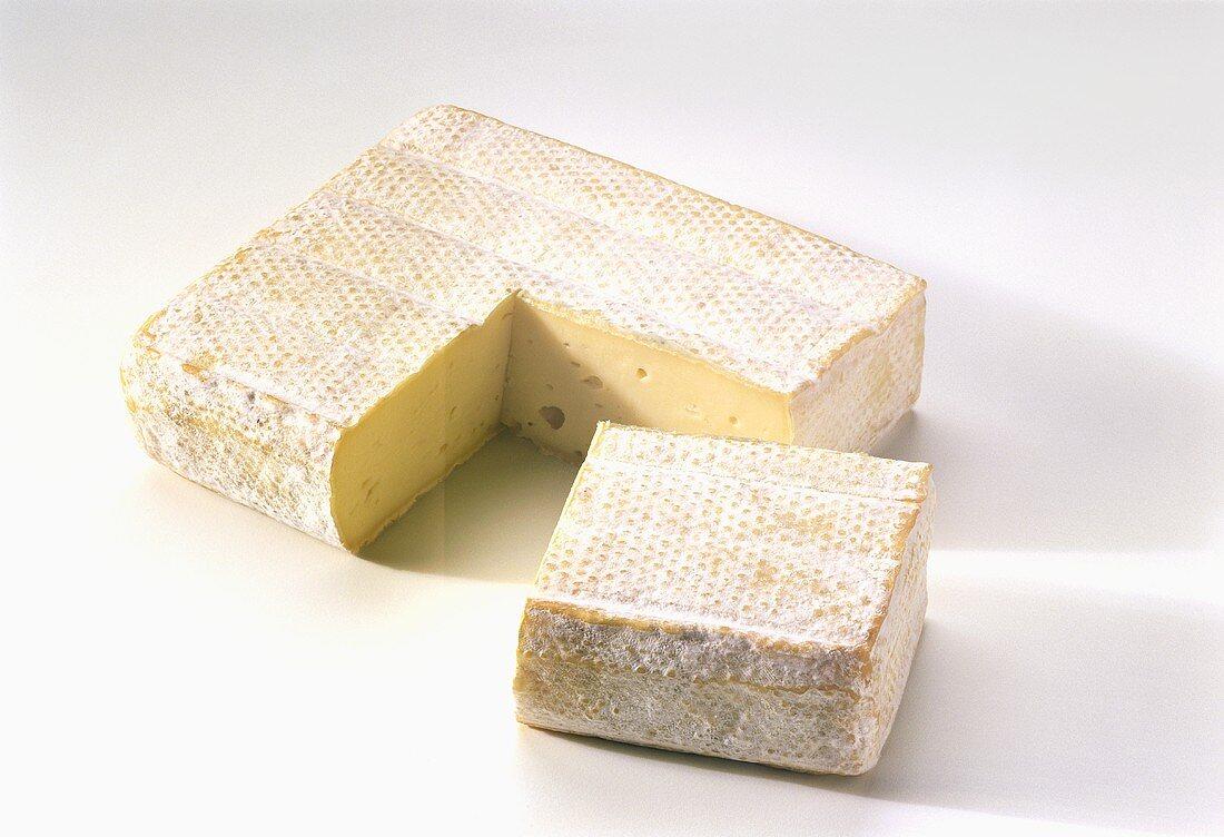 Backensholzer Fabro (creamy semi-hard cheese)