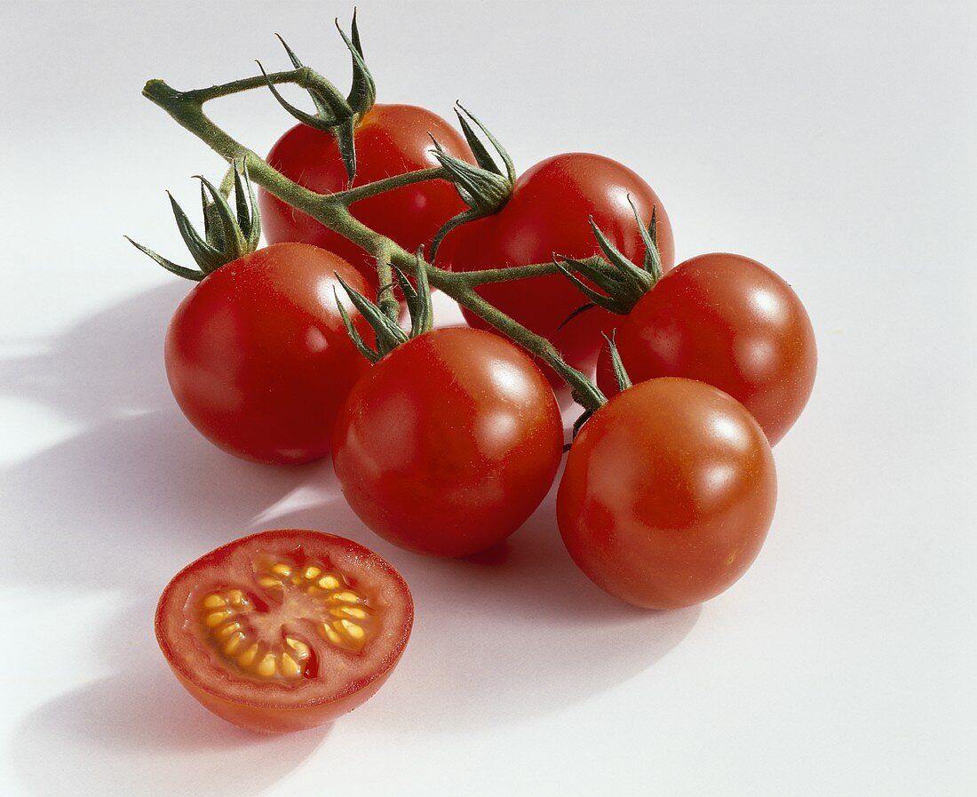 Tomatoes, variety Conchita