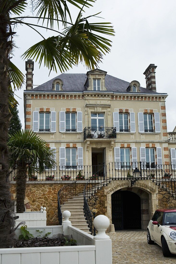 Bollinger, Ay, Marne, Champagne, France