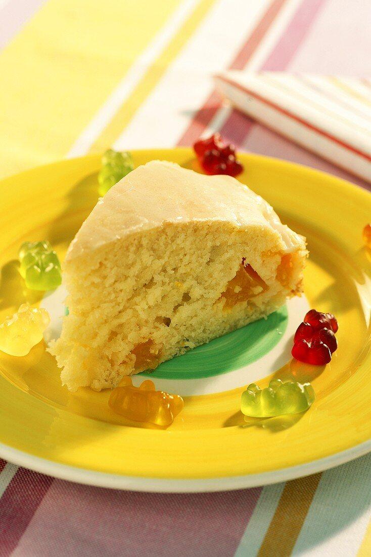 Fanta cake for diabetics