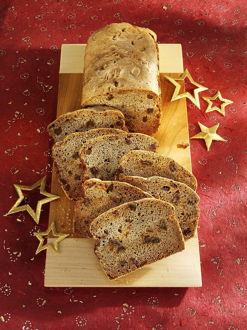Pain d'épices (spiced bread from Alsace)