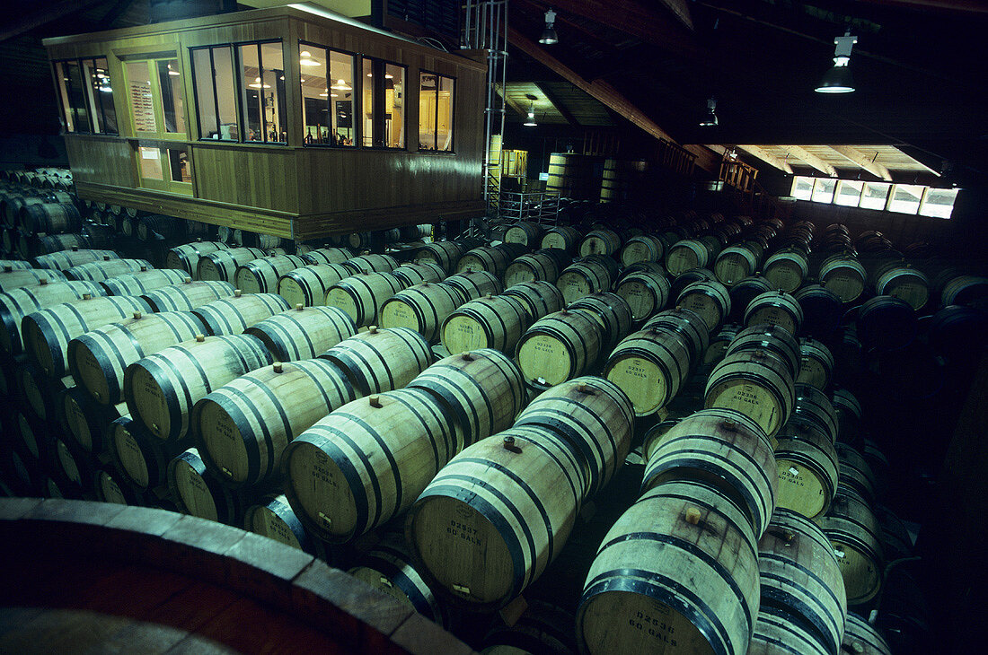 Heitz Cellars, Napa Valley, California, USA