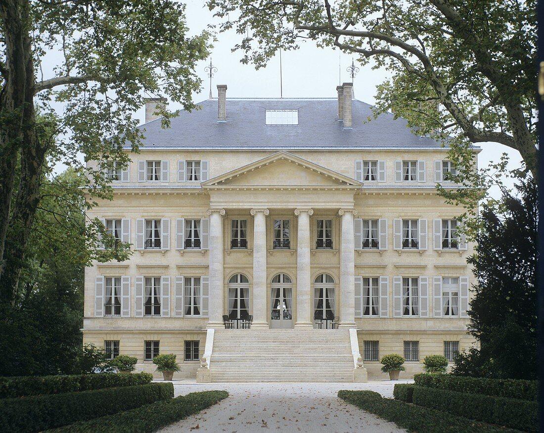 Château Margaux, Medoc, Bordeaux, Frankreich