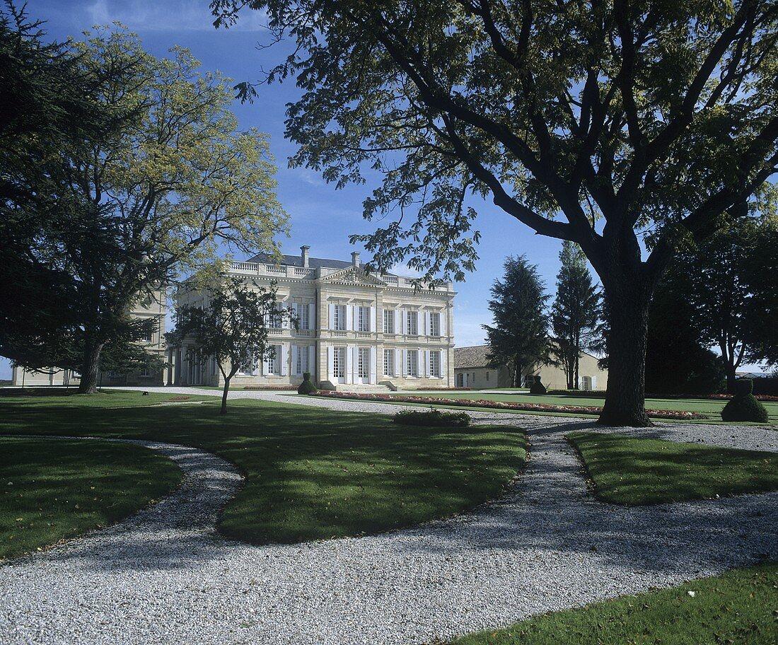 Château Gruaud-Larose, St. Julien, Médoc, Bordeaux, France