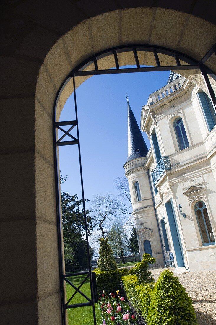 Château Palmer, 3e Cru, Margaux, Bordeaux, France