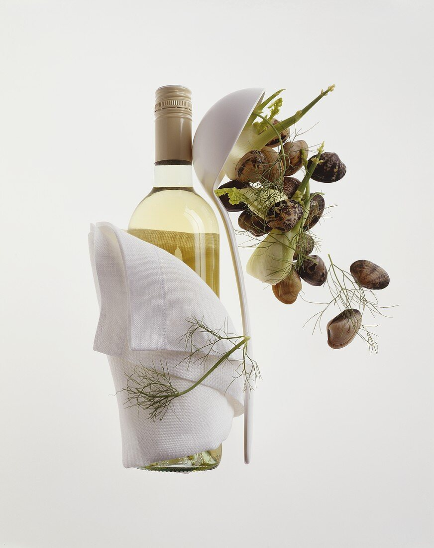 White wine to serve with shellfish