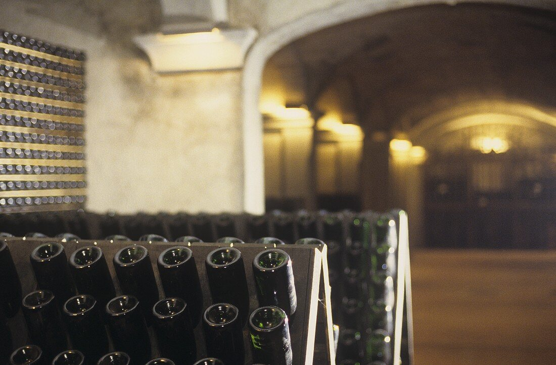 Pupitres, Cavalleri Wine Estate, Franciacorta, Lombardy