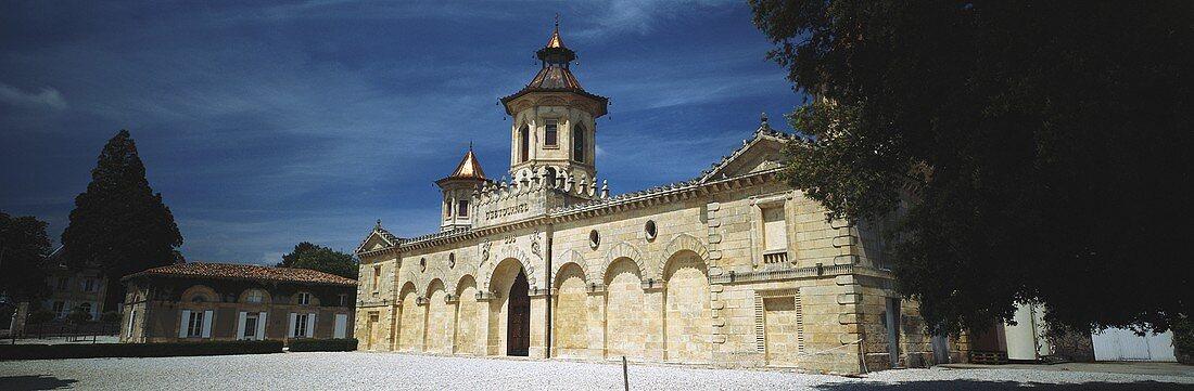 Château Cos d'Estournel, St.Estéphe, Médoc, Bordeaux, France
